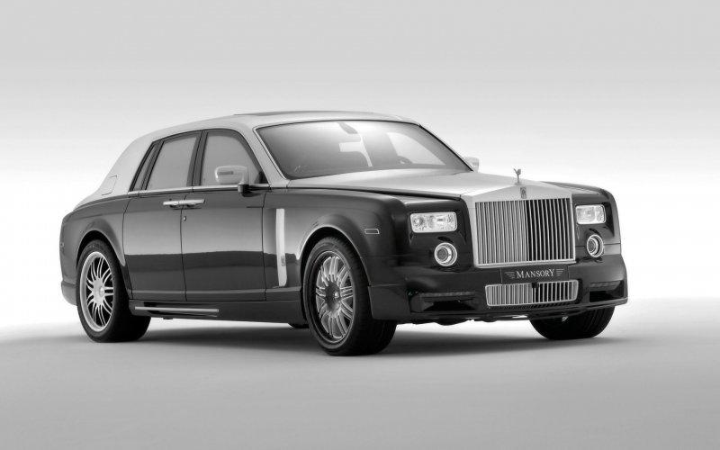 Обои для рабочего стола - Rolls Royce 1920x1200