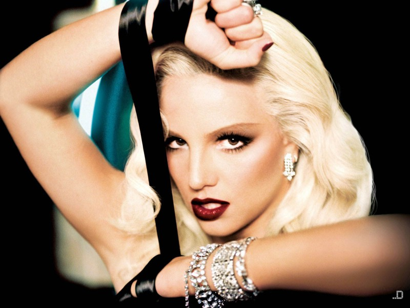 Обои для рабочего стола - Бритни Спирс Britney Spears 1600x1200