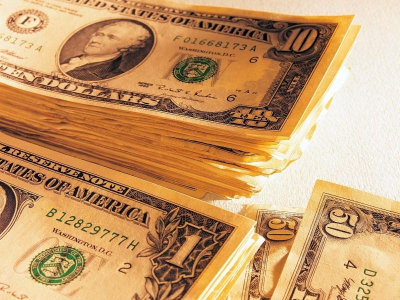 Обои для рабочего столя - Деньги 1600x1200