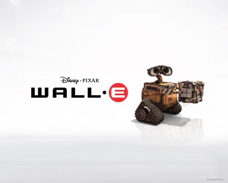 Обои для рабочего стола - Валл-и Wall-e 1280x1024